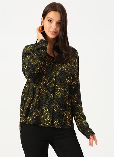 Limon Company Limon Siyah - Haki Bluz Siyah